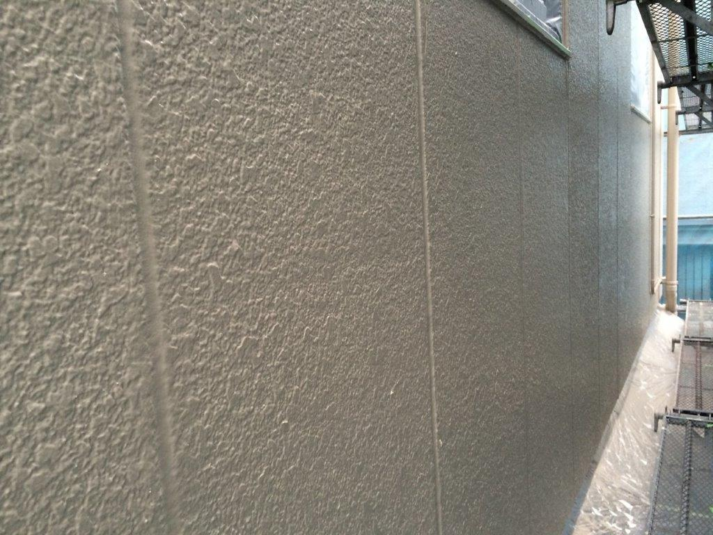 外壁・付帯部の塗装工事|東京都江戸川区中央のN様邸にて塗り替え塗装