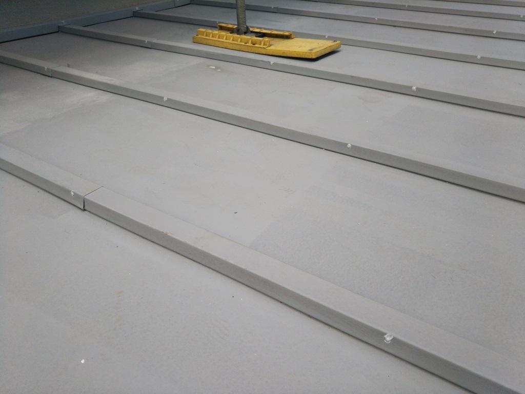 下屋根の塗装工事|葛飾区亀有のO様邸にて塗り替えリフォーム