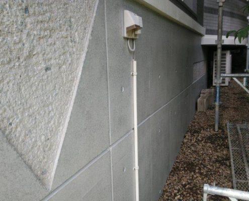 コンクリート塗装後