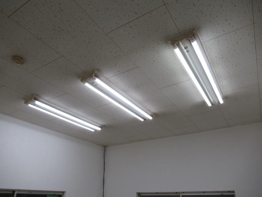 天井の塗装前