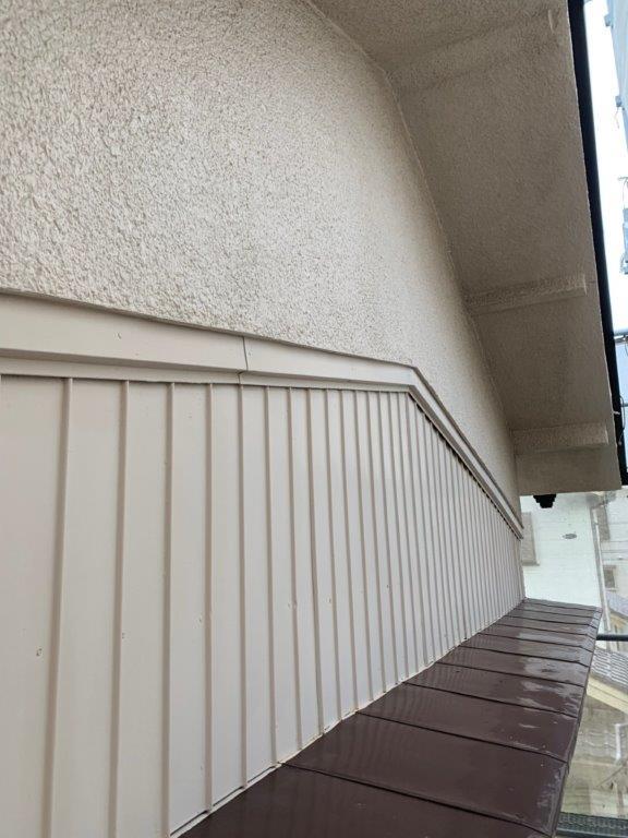 洗浄前の外壁