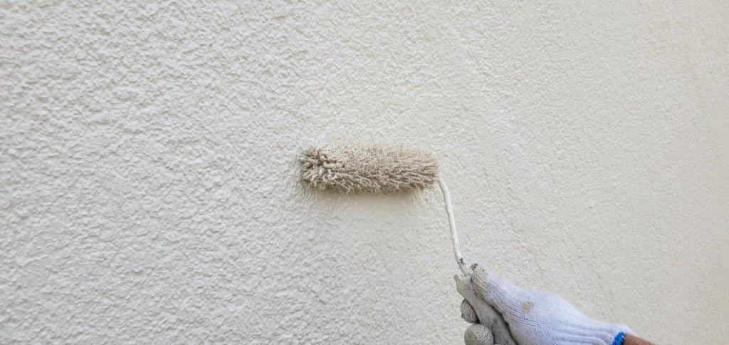 外壁上塗り塗装